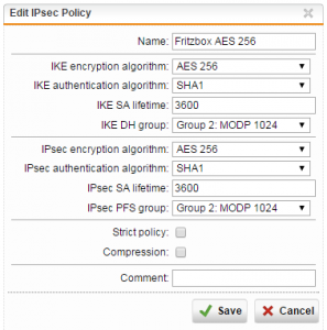 Sophos_Fritzbox_AES_Policy