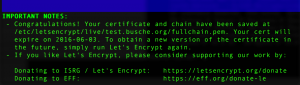 letsencryptsuccess